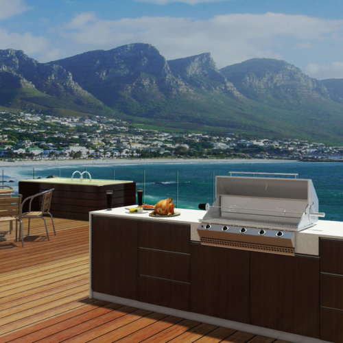 Braais-Gas-5-Burner-Sizzler-Gas-Grill-Rotisserie-Dome-Environment