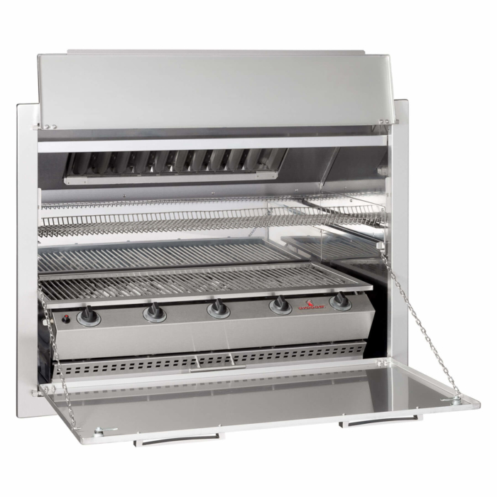 Braais-Gas-5-Burner-Standard-Entertainer-Forced-Draught-Warmer-Tray