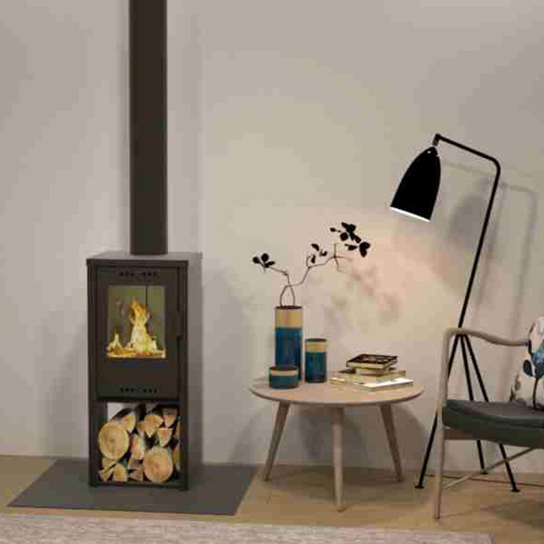 Combustion-Fireplaces-Freestanding-Gaudi