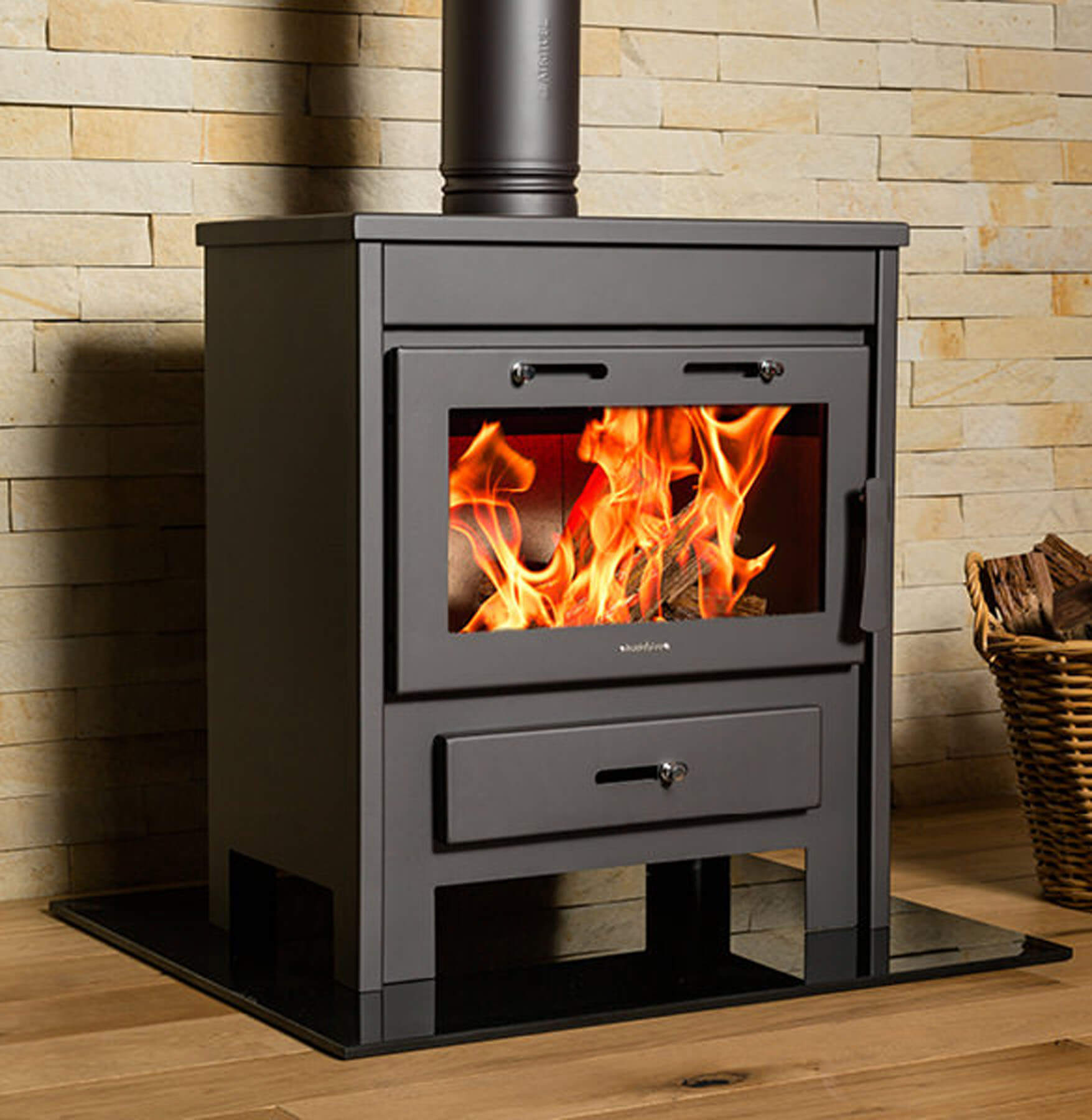 Combustion-Fireplaces-Freestanding-Ray-Max-G