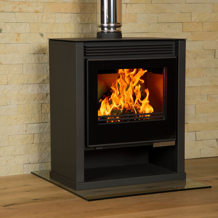 Combustion-Fireplaces-Freestanding-Rubin-Lux-Black