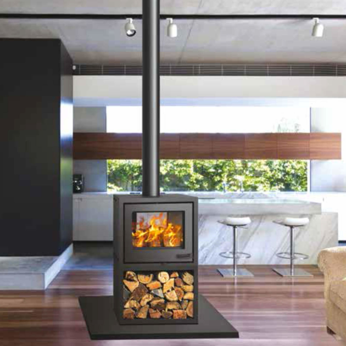 Combustion-Fireplaces-Freetanding-14kw-Double-Sided-Convection-Unit-Wood-Storage-Box-Environment