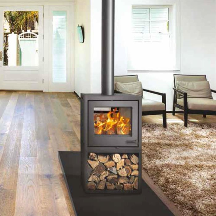 Combustion-Fireplaces-Freetanding-14kw-Double-Sided-Convection-Unit-Wood-Storage-Box-Environment2