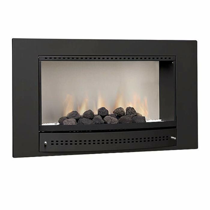 Gas-Fireplaces-Classic-Black-Facia-Plain-Back