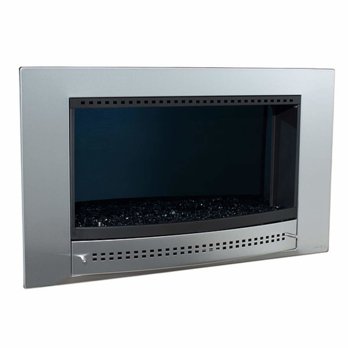 Gas-Fireplaces-Classic-Stainless-Steel-Midnight-Mirror-Back