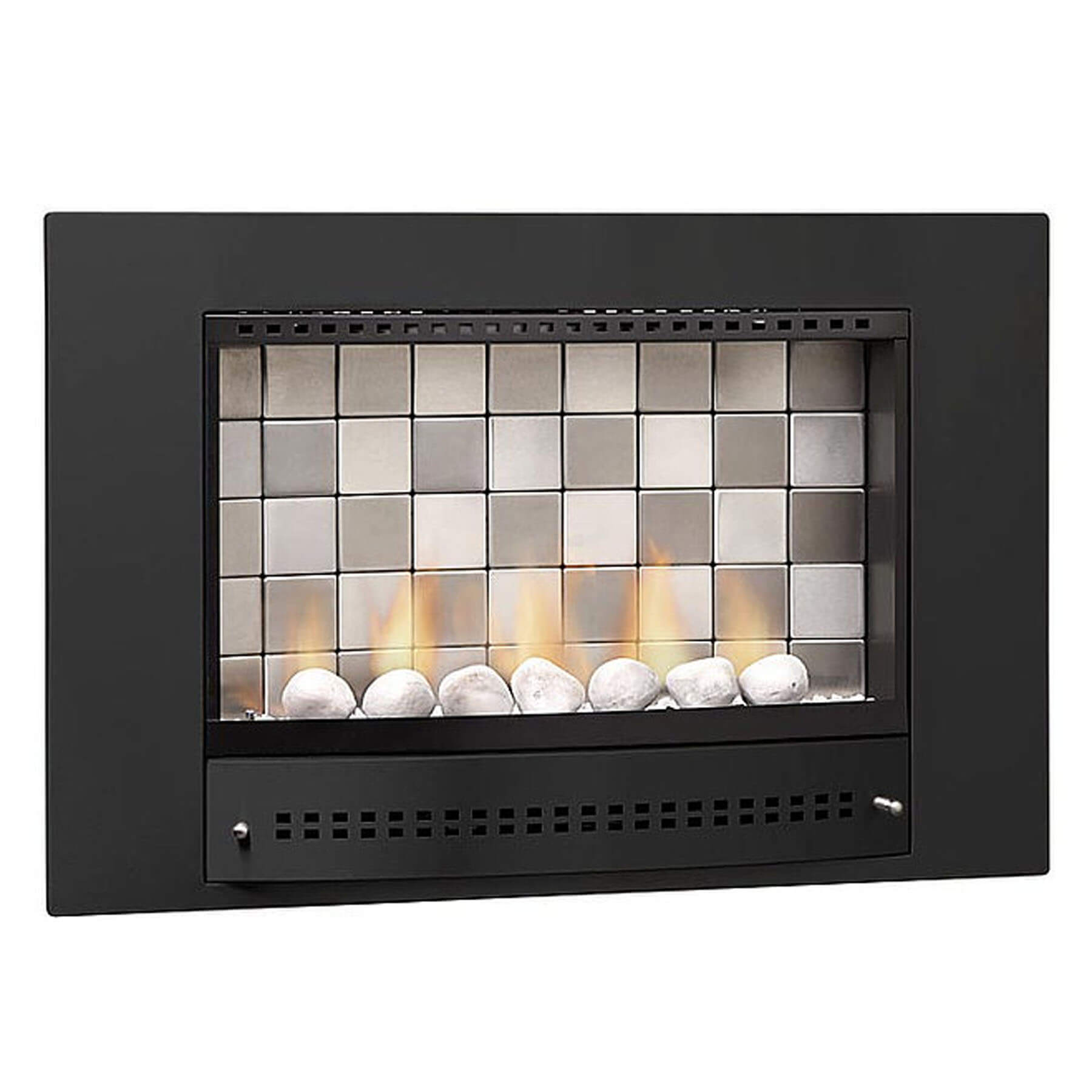 Gas-Fireplaces-Picture-Black-Facia-Tiled-Back