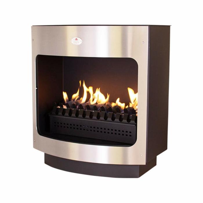 Maluti-Gas-Firebox-Freestanding-Model-760-Coal-Grate-Stainless-Steel2