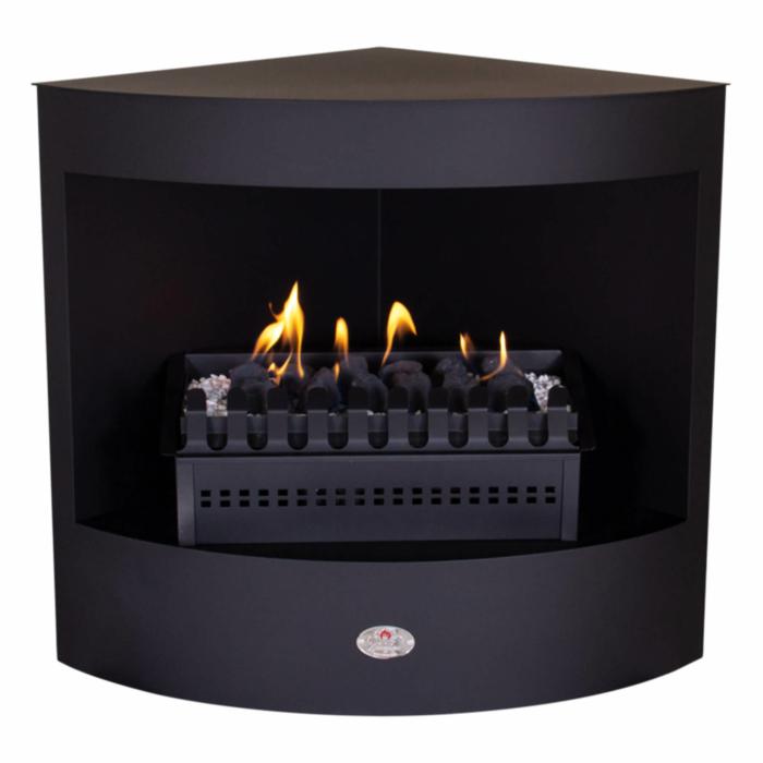 Panoramic-Gas-Firebox-Freestanding-Model-600-Coal-Grate-Mild-Steel