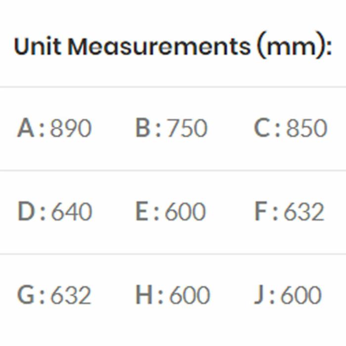 Panoramic-Gas-Firebox-Freestanding-Model-600-Dimensions2