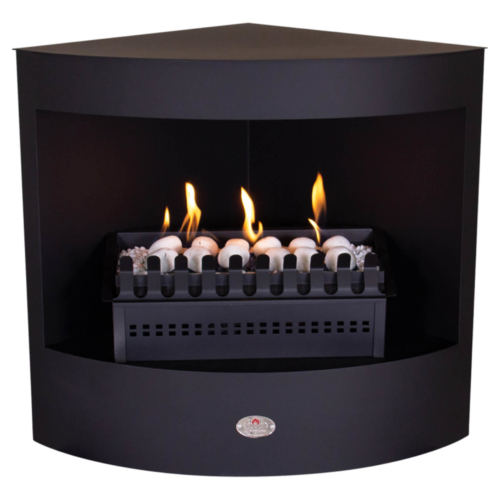 Panoramic-Gas-Firebox-Freestanding-Model-600-Pebble-Grate-Mild-Steel