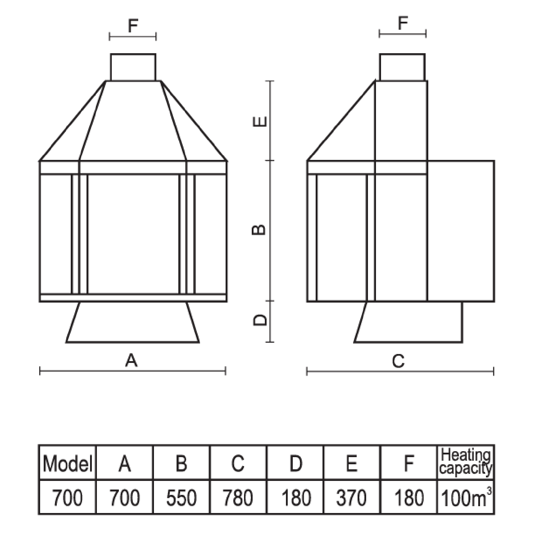 Technical-Specifications-Crystal-Fireplace