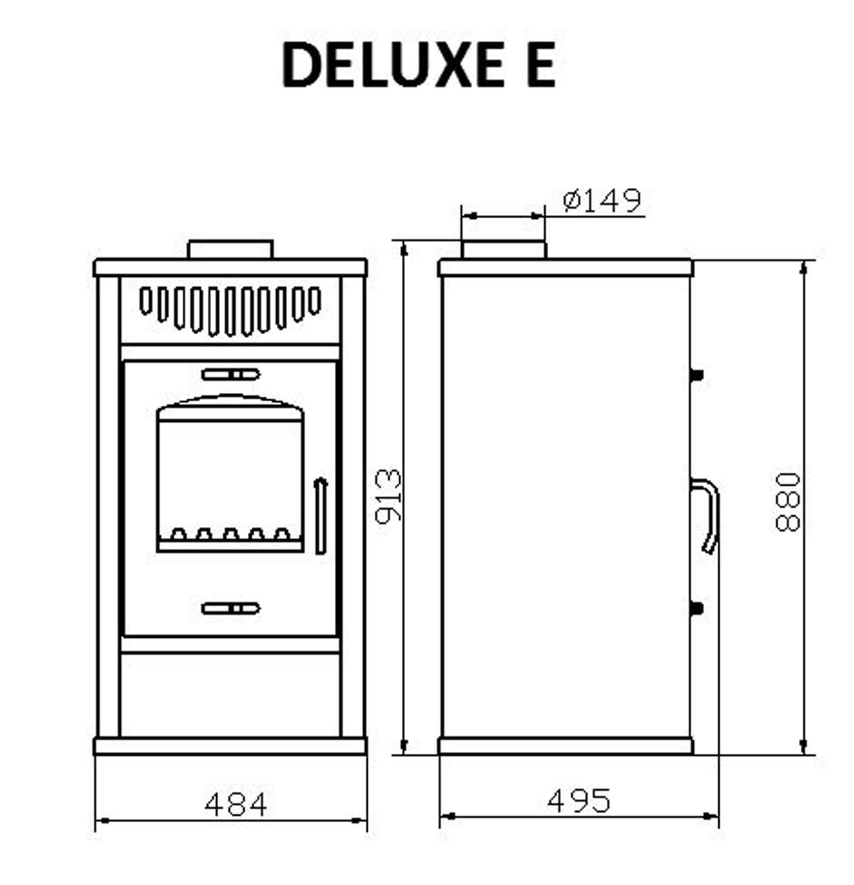 Technical-Specifications-Deluxe-E-Fireplace