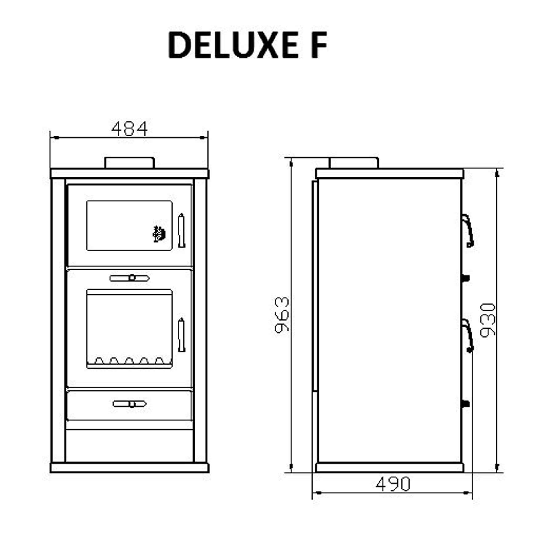 Technical-Specifications-Deluxe-F-Fireplace