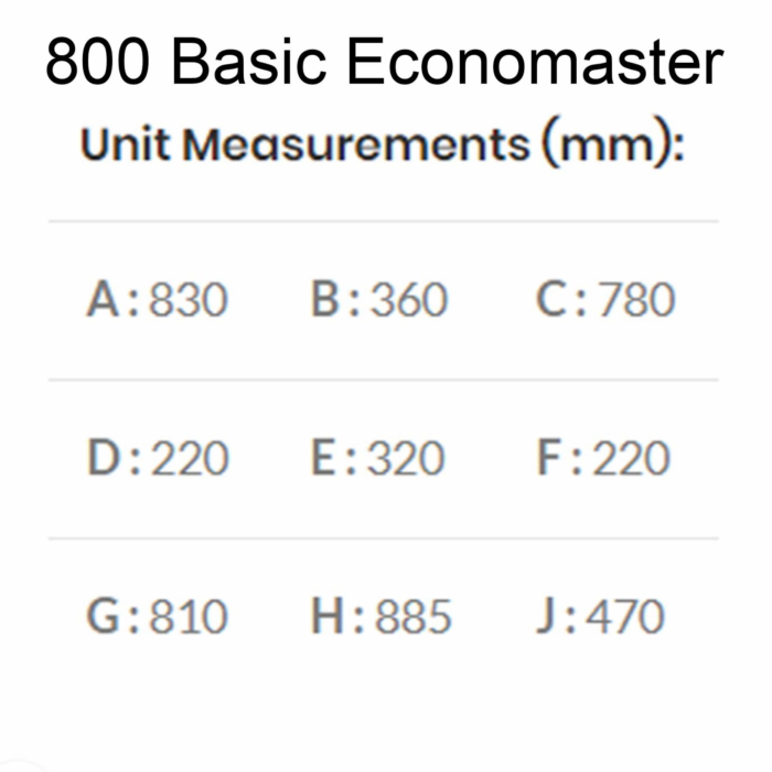 Technical-Specifications-Dimensions-800-Basic-Economaster-Braai