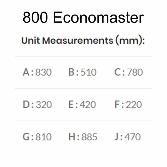 Technical-Specifications-Dimensions-800-Economaster-Braai