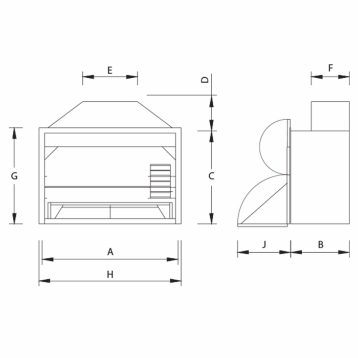 Technical-Specifications-Drawing-Basic-Economaster-Braai