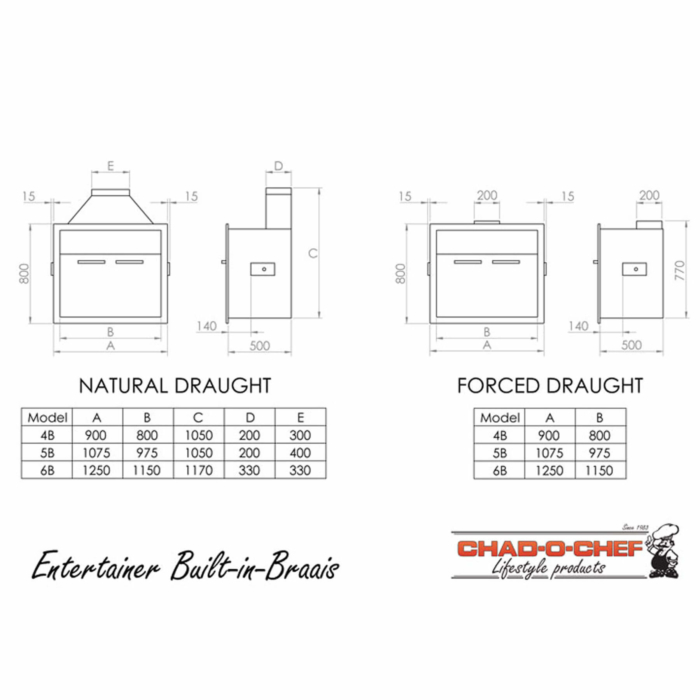 Technical-Specifications-Entertainer-Braais