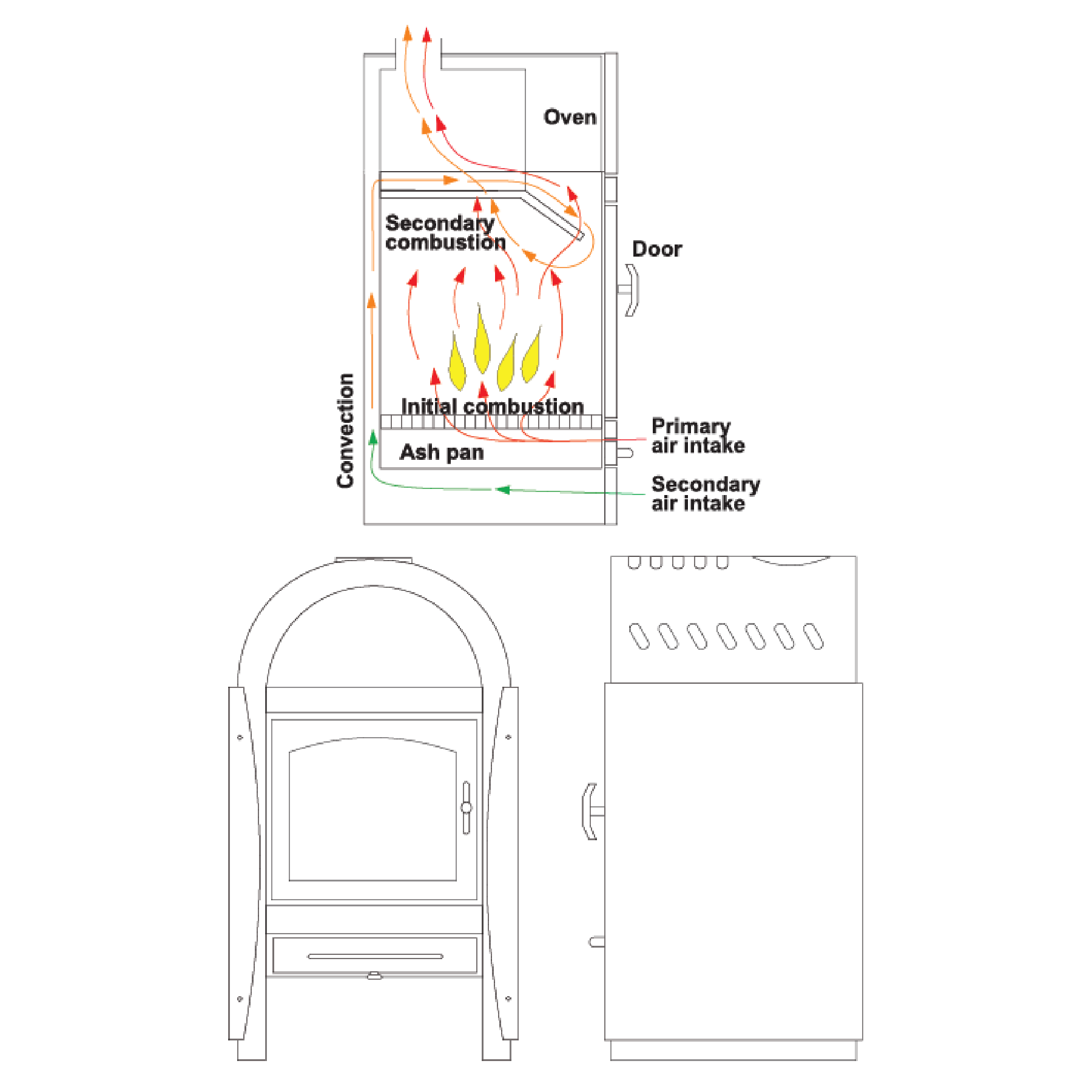 Technical-Specifications-Monet-Fireplace