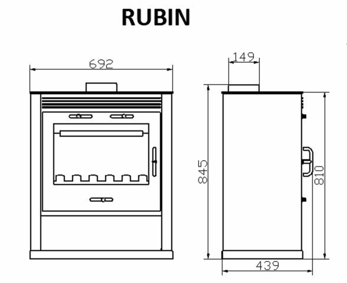 Technical-Specifications-Rubin-Ivory-Fireplace