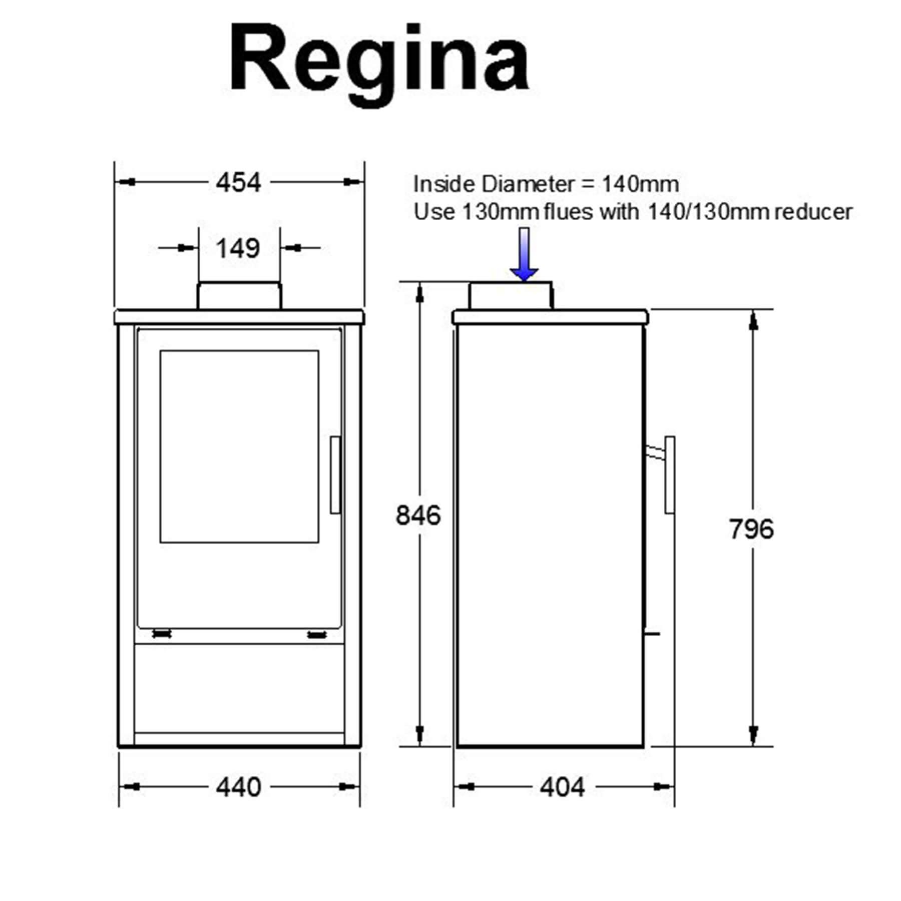 Technical-Specifications-Rubin-Regina-Fireplace