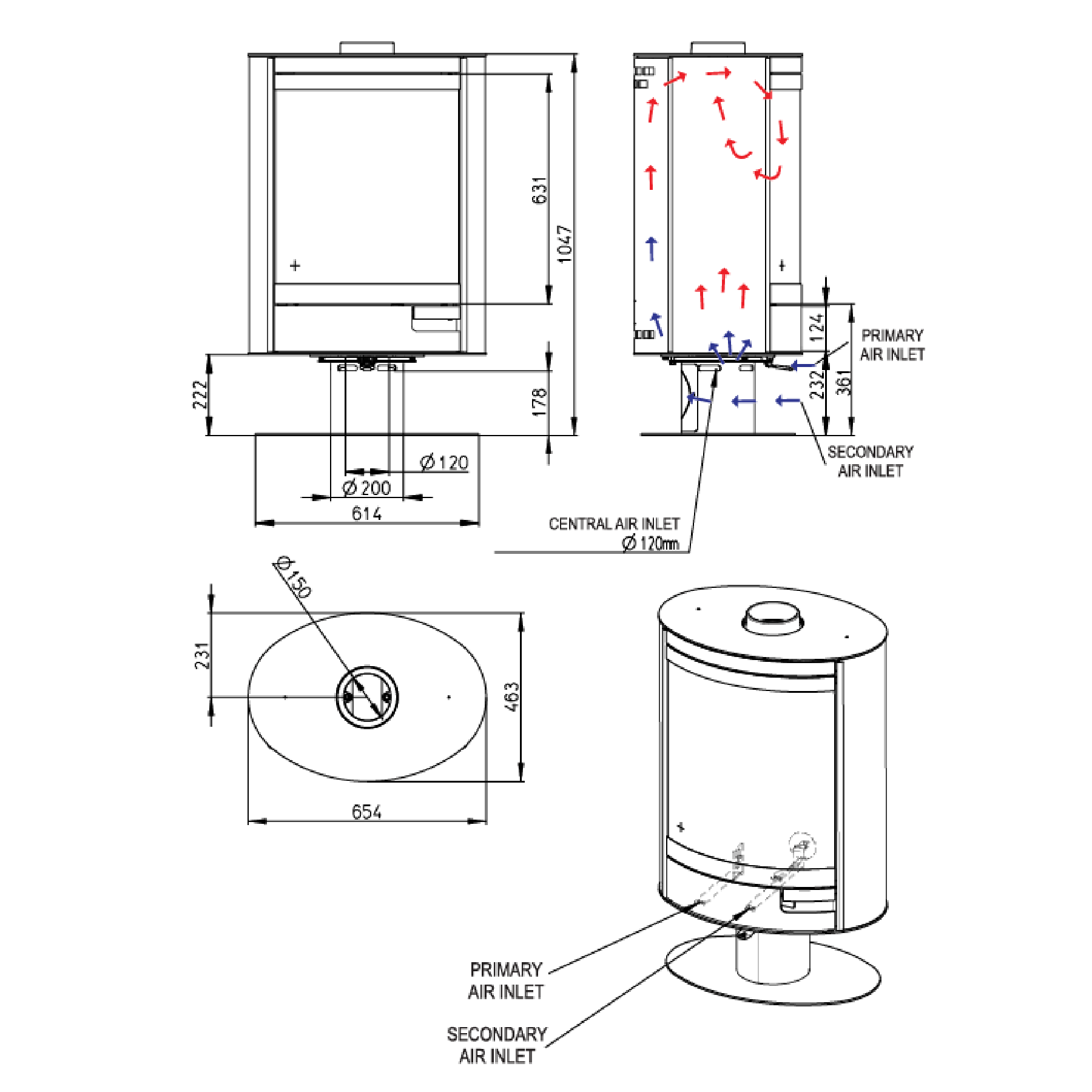 Technical-Specifications-Stromboli-Fireplace
