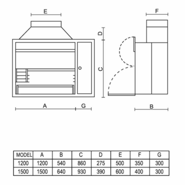 Technical-Specifications-Super-Spit-De-Lux-Braais