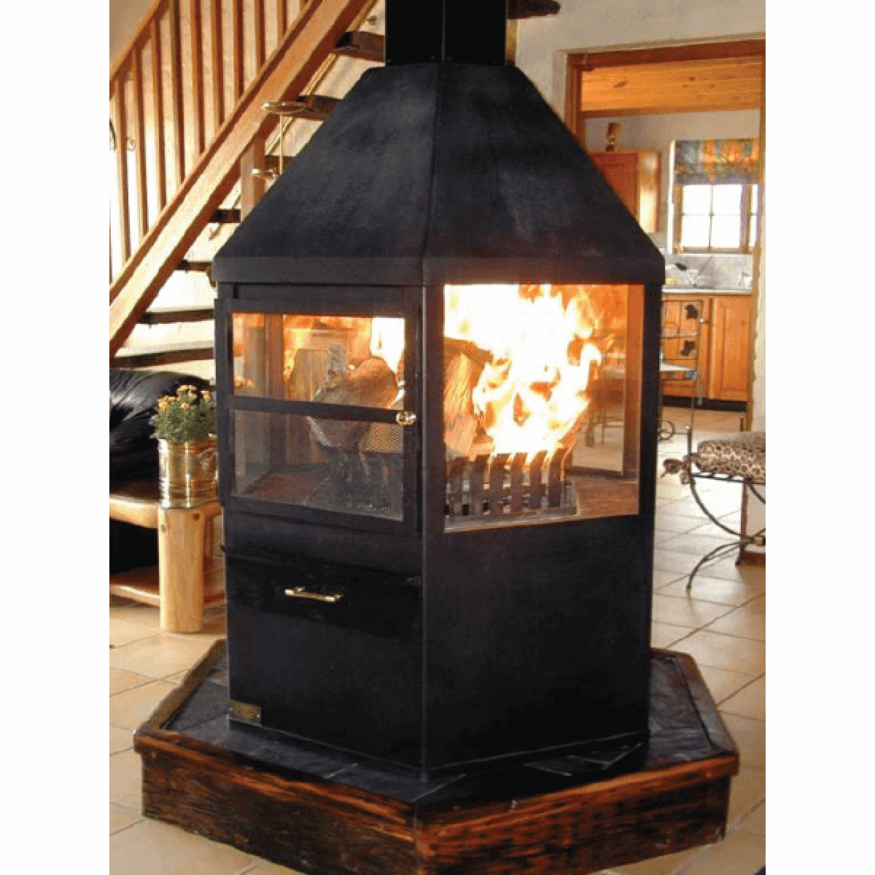 Traditional-Fireplaces-Freestanding-Emerald